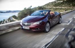 Vauxhall Cascada, front, action, Route Napoleon