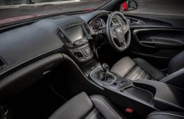 Vauxhall Insignia VXR Sports Tourer, interior, Route Napoleon