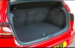 Volkswagen Golf GTD, boot