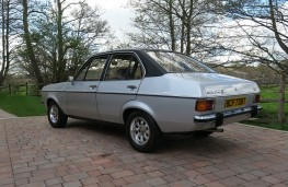 Ford Escort 1.6 Ghia HR, 1979, rear