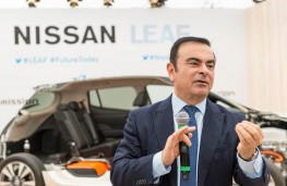 Carlos Ghosn, Nissan-Renault chief executive