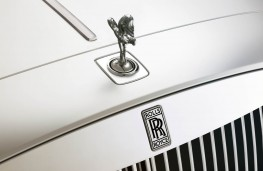 Rolls-Royce Ghost, bonnet
