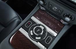Rolls-Royce Ghost Series II, console