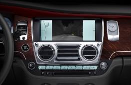 Rolls-Royce Ghost Series II, display screen