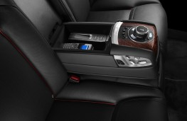 Rolls-Royce Ghost Series II, seats