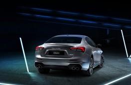 Maserati Ghibli Hybrid, 2020, rear
