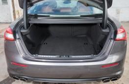Maserati Ghibli, 2018, boot