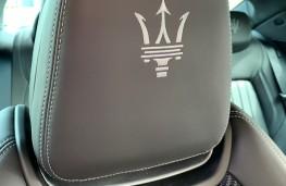 Maserati Ghibli Hybrid, 2021, head restraint