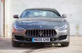 Maserati Ghibli, 2018, nose
