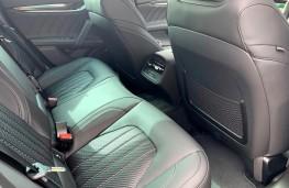 Maserati Ghibli Hybrid, 2021, rear seats