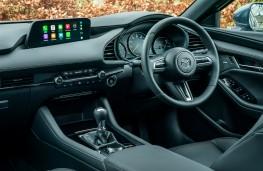 Mazda3, 2019, dashboard