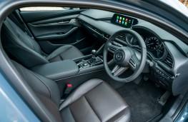 Mazda3, 2019, interior