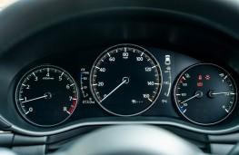 Mazda3, 2019, instrument panel