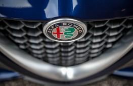 Alfa Romeo Giulia, Balocco, badge