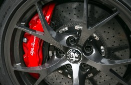 Alfa Romeo Giulia, Balocco, brakes