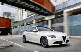 Alfa Romeo Giulia, side