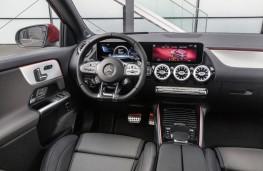 Mercedes-Benz GLA, 2020, interior