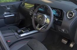 Mercedes-Benz GLA 220 d 4MATIC, 2021, interior