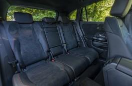 Mercedes-Benz GLA 220 d 4MATIC, 2021, rear seats