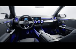 Mercedes-Benz GLB, 2019, interior