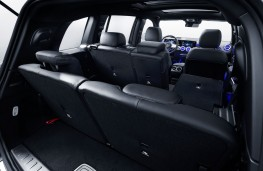 Mercedes-Benz GLB, 2019, rear seats