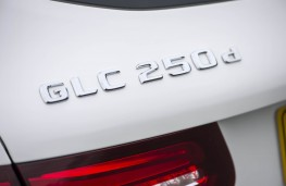 Mercedes-Benz GLC, detail