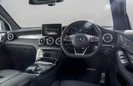 Mercedes-Benz GLC, interior