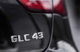 Mercedes-AMG GLC 43, 2016, badge