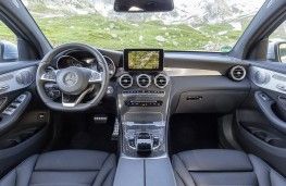 Mercedes-AMG GLC 63, 2017, interior