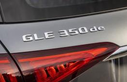 Mercedes-Benz GLE, 2019, badge