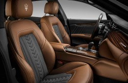 Maserati Quattroporte GranLusso, interior