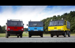 Global Vehicle Trust OX prototypes