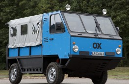 Global Vehicle Trust OX front