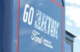 Ford Go Electric roadshow, 2020