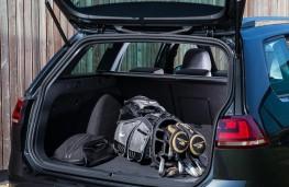 Volkswagen Golf Estate, boot