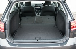 Volkswagen Golf Estate, boot