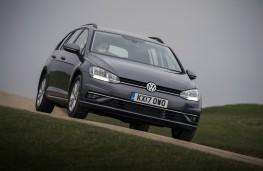 Volkswagen Golf Estate, dynamic