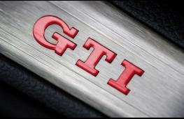 Volkswagen Golf GTI Clubsport Edition 40, 2016, kickplate