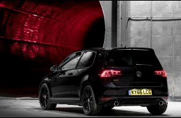 Volkswagen Golf GTI Clubsport Edition 40, 2016, rear