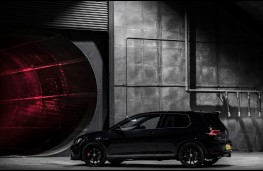 Volkswagen Golf GTI Clubsport Edition 40, 2016, side