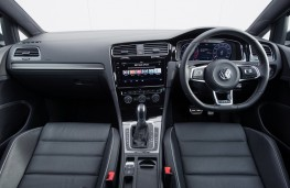 Volkswagen Golf GTD, interior