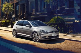 Volkswagen Golf GT Edition, 2016
