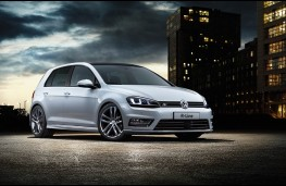 Volkswagen Golf R-Line Edition, 2016