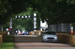 Ford Fiesta ST200, Goodwood, 2016, start