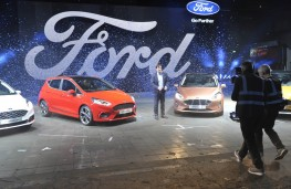 Ford Fiesta, 2017, reveal