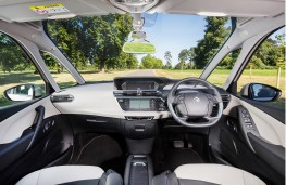 Citroen Grand C4 Picasso, 2016, interior