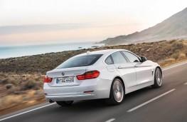 BMW 4 Series Gran Coupe, rear