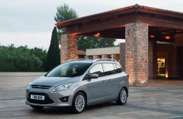 Ford Grand C-MAX, profile