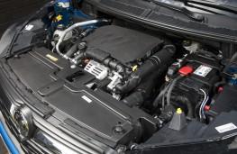 Vauxhall Grandland X, 2017, engine