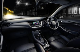 Vauxhall Grandland X Ultimate, 2017, interior